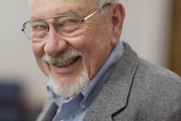 "Professor Emeritus Edgar ""Bud"" Winans"