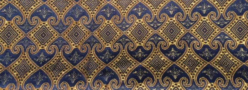 Handmade fabric from Thailand