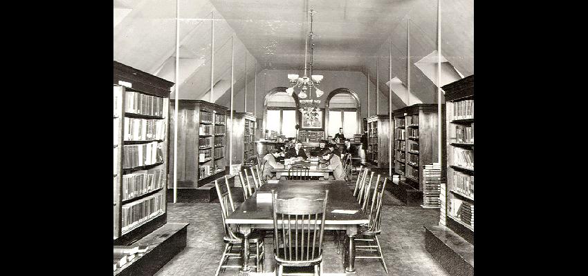 Denny Hall Library