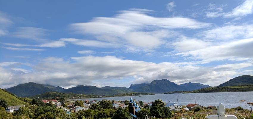 Old Harbor, Alaska (Photo credit: Hollis Miller)