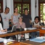 Dissertation Writing Workshop Participants