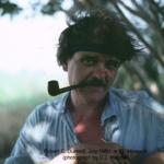 Professor Robert C. Dunnell taken by D.J. Meltzer in 1980