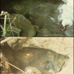 Excavations at Spirit Cave