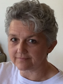 Headshot of Patricia Kramer white background