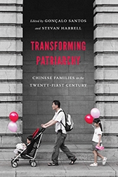 "Book cover of ""Transforming Patriarchy, Chinese Families in the Twenty-First Century"""