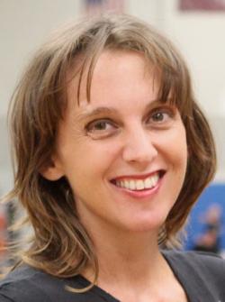 Assistant Professor Melanie Martin