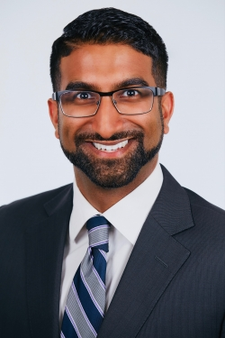 Headshot photo of Prof. Sam Dubal