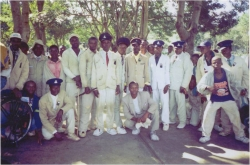 Zion Church members