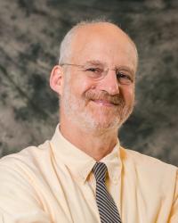 Ed Liebow portrait photo