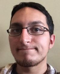 Portrait of Mikhail's face