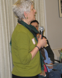 Photo of Prof. Lorna Rhodes