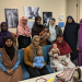 An incredible group of birth professionals and advocates from the local Somali-American community on the completion of the Safe Mother Project Great Start Professional Community Childbirth Educators Workshop (#StrongFamilies) conducted with Parent Trust