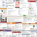 Mosaic of screenshots of #openirony publications, from the 'Open access , from the 'Open access irony awards' flickr group ( https://www.flickr.com/groups/open-access-irony-award/ , accessed July 13, 2020). Flickr is an online service for sharing photos.