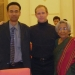 Tony with Indian colleagues at the 24th International Papillomavirus Conference, Beijing, 2007